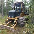 Tigercat 1055B, 2013, Forwarder