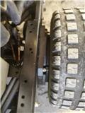 Stiga Park Runkopainot 2x17kg, Sodo traktoriukai-vejapjovės