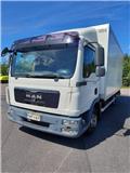 MAN TGL8.180, 2011, Box trucks