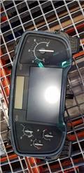 Renault T-Range, Gama, EURO6 instrument panel, das، إلكترونيات