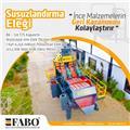 Fabo DSHC-1635 DEWATERING SCREEN, 2021, Sieb- und Brechanlagen