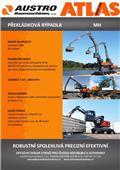 Atlas 300, 2017, Waste / industry handlers
