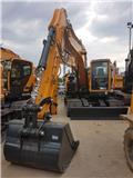 Hyundai HX145LCR, 2018, Crawler Excavators
