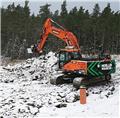 Doosan DX 255 NLC-5, 2015, Crawler Excavators