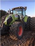 CLAAS Axion 850 Cebis, 2009, Tractores