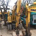 Komatsu PW 160-7, 2013, Excavadoras de ruedas