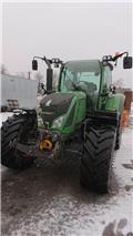 Fendt 724 Profi Plus, 2014, Traktorid