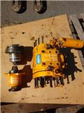 Clark Hurth 122/407 Mecalac 12 40/12 Dyferencjał, Axles