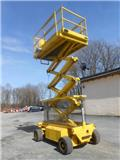 Liftlux SL 83-16, 1998, Sakselifter