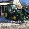 John Deere 5055 E, 2017, Traktori