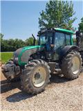 Valtra N121, 2007, Tractor forestal