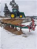 Kverneland ES80, 1998, Reversible ploughs