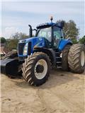 New Holland T 8040, 2007, Traktorok
