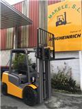 Jungheinrich DFG 425, 2016, Carretillas diesel