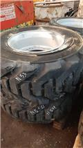 Bobcat 2000, 2010, Tyres, wheels and rims