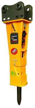 Indeco HP 1800, Młoty