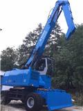 Fuchs MHL 454, 2007, Stroje pre manipuláciu s odpadom