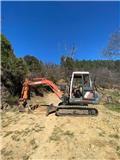 Kubota KX 121-2, 2000, Mini Excavators <7t (Mini Diggers)