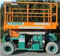 Liftlux SL83-18D4WDS, 2000, Scissor Lifts