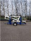 Niftylift 120 T, 2007, Remorque nacelle