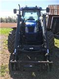 New Holland TS 135 A, 2006, Traktori