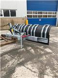 Kemp 275 zware rubberschuif met sneeuwkap, 2021, Utiliteitsmachines