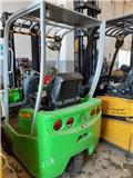 Cesab Blitz 100, 2015, Electric Forklifts