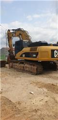 Caterpillar 330 D L, 2007, Telakaivukoneet