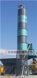 Constmach 50 Ton Capacity Cement Silo Best Prices、2020、混凝土搅拌站 干混砂浆搅拌站 稳定土搅拌站