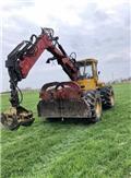 Welte W180, 2006, Lesní kolové traktory