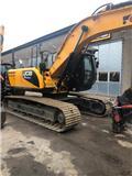JCB JS 220 LC, 2012, Crawler excavator