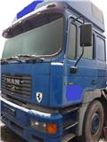 MAN 19.464, 1999, Truck Tractor Units