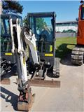 Bobcat E 17, 2015, Mini bagri <7t