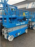 Genie GS 2032, 2006, Plataformas tijera