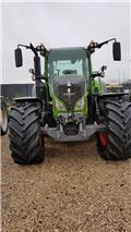 Fendt 720 Profi Plus, 2017, Traktorer