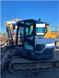 Bobcat E 85, 2013, Midi excavators  7t - 12t