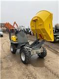 Wacker Neuson 2001, 2018, Articulated Dump Trucks (ADTs)