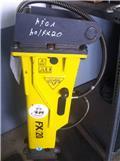 Hydraram FX 20, 2015, Marteau hydraulique
