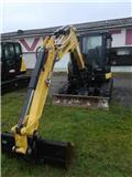 Yanmar VIO 50-6A, Mini excavators < 7t (Mini diggers), Construction