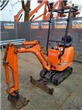 JCB 8008 CTS, 2011, Mini Excavators <7t (Mini Diggers)