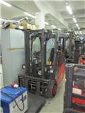 Linde, 2011, Electric Forklifts
