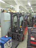 Linde E14-386, 2011, Elektromos targoncák