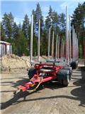 Kilafors Karlavagen, 2014, Timber trailers