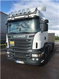 Scania R 560, 2012, Växelflak-/Containerbilar