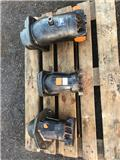O&K RH 30, Hydraulics
