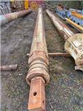 Bauer Kelly, 2013, Accesorios y repuestos para equipo de perforación
