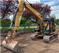 Caterpillar 312 E, 2015, Crawler excavators