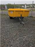 Other swepol stendumper 5t, 2019, Skip loader trailers