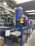 Masina de alezat si frezat CNC WHN13CNC, 2010, Arbeitsfahrzeuge