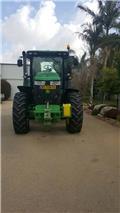John Deere 7230 R, 2012, Traktorit